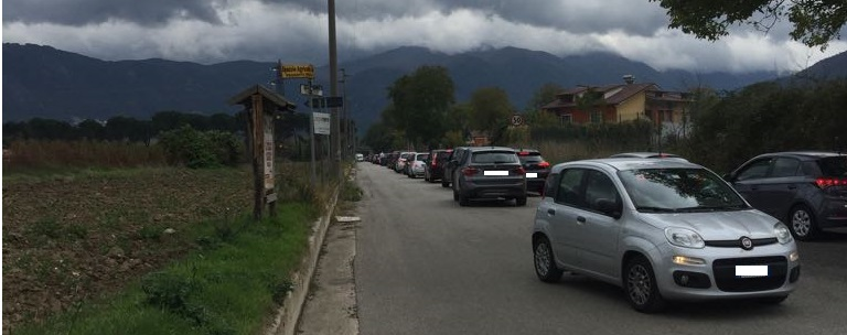 Photo of Montella, traffico in tilt per la sagra di Bagnoli