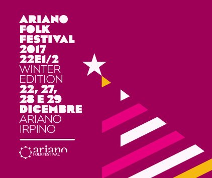 Photo of Ariano Folkfestival winter edition 2017, gli appuntamenti