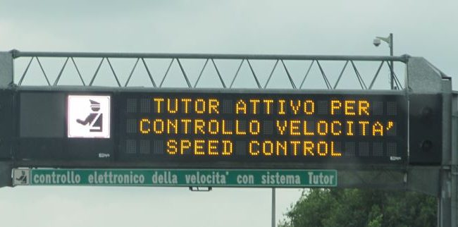 "Photo of Scandalo Tutor, Autostrade: ""Nessun incremento delle tariffe"""