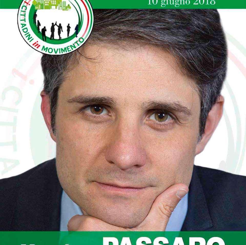 Photo of Amministrative 2018 Avellino, intervista a Massimo Passaro