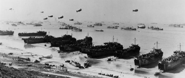 Photo of 6 giugno 1944, il D-Day: lo sbarco in Normandia