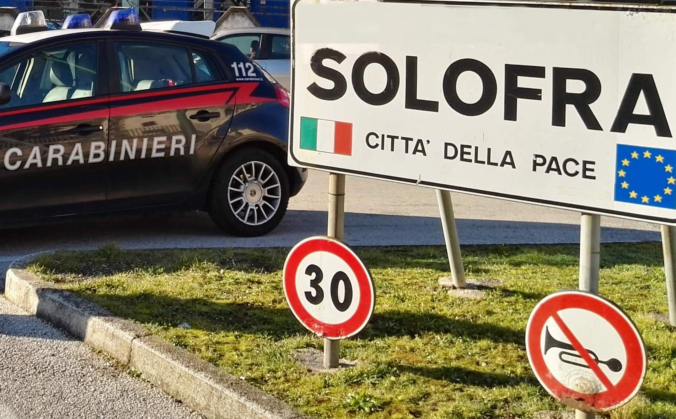 Photo of Solofra, emessa un'ordinanza di custodia per un 35enne avellinese con precedenti