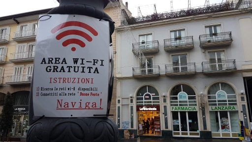 Photo of Wi-fi gratuito ad Avellino fino al 6 gennaio, le zone interessate