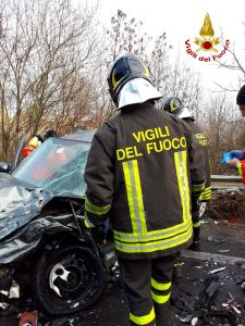 Incidente a San Mango sul Calore