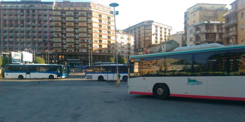 Photo of Avellino, il terminal bus della Air completo per il 2020