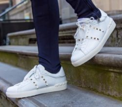 Valentino-Garavani-Rockstud-Sneakers-White-Review