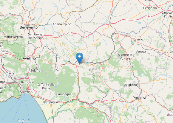 Photo of Terremoto in Irpinia, scossa di magnitudo 2.0 a Teora