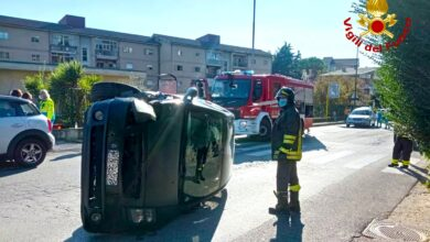 incidente-avellino-via-antonio-annarumma